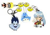 Keychains/ Strap-ons