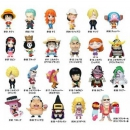 One Piece Mini Big Head Vol 11 The New World Figurenset