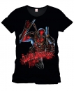 Deadpool T-Shirt Bloody Attack (L)