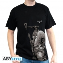 "ASSASSIN'S CREED - Tshirt ""ASC III Connor"" L"