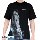 "WATCH DOGS - Tshirt ""Aiden"" L"