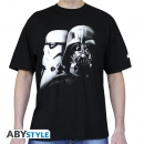 "STAR WARS - T shirt ""Vader-Troopers"" XL"