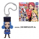 Fairy Tail - Deformed Figure - Juvia Keychain/ Figur