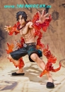 One Piece: Figuarts Zero Statue Ace Battle Ver.