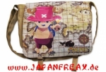One Piece Messenger - Chopper and Map