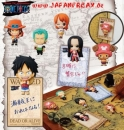 ONE PIECE - Mascot Relief Collection Magnete