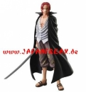 One Piece Shanks Ministatue Marine Ford